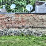 The Wall Along S. Pearl Street - Albany NY US