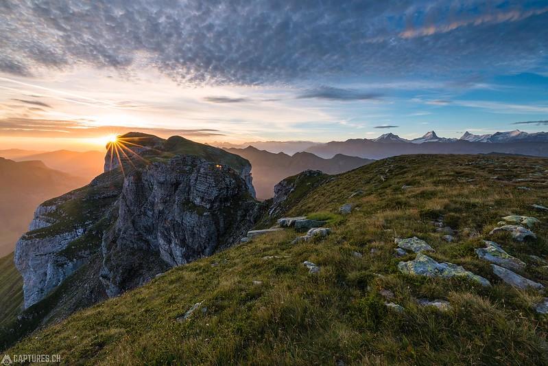 Sunrise 2 - Hohgant