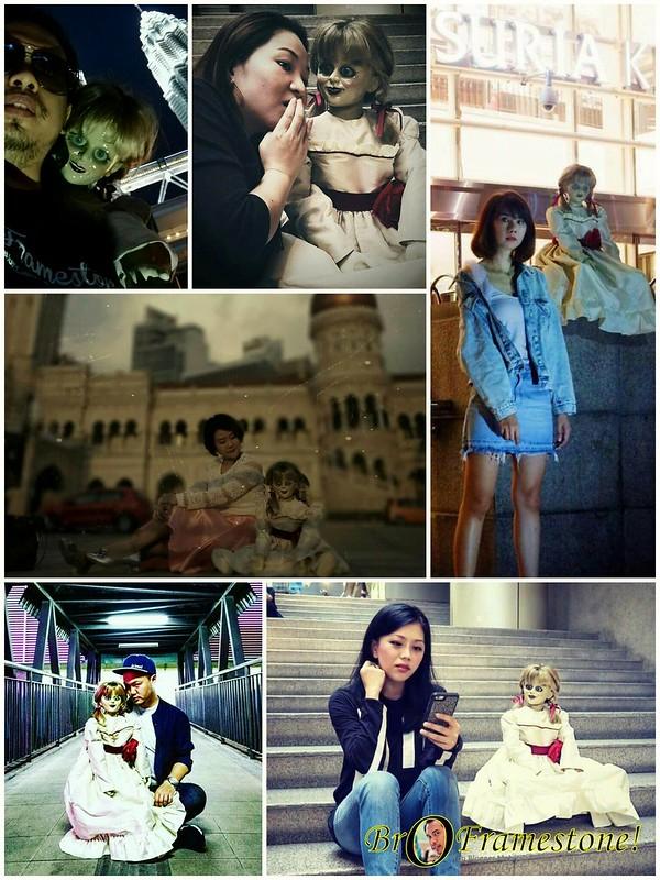 Kelibat Annabelle disekitar Kuala Lumpur