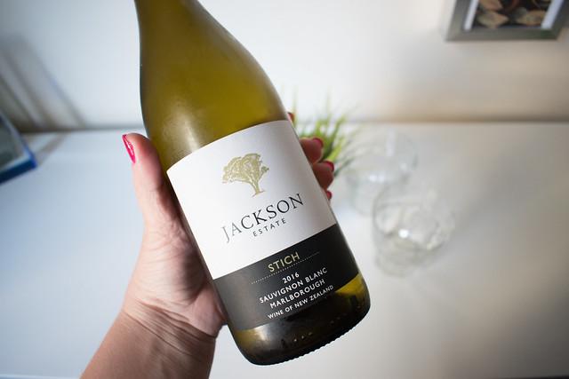 Jackson Estate Stich Sauvignon Blanc