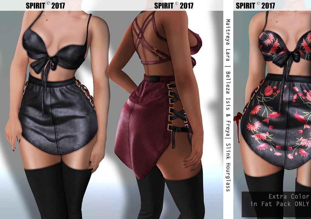 SPIRIT - Toni outfit - SecondLifeHub.com
