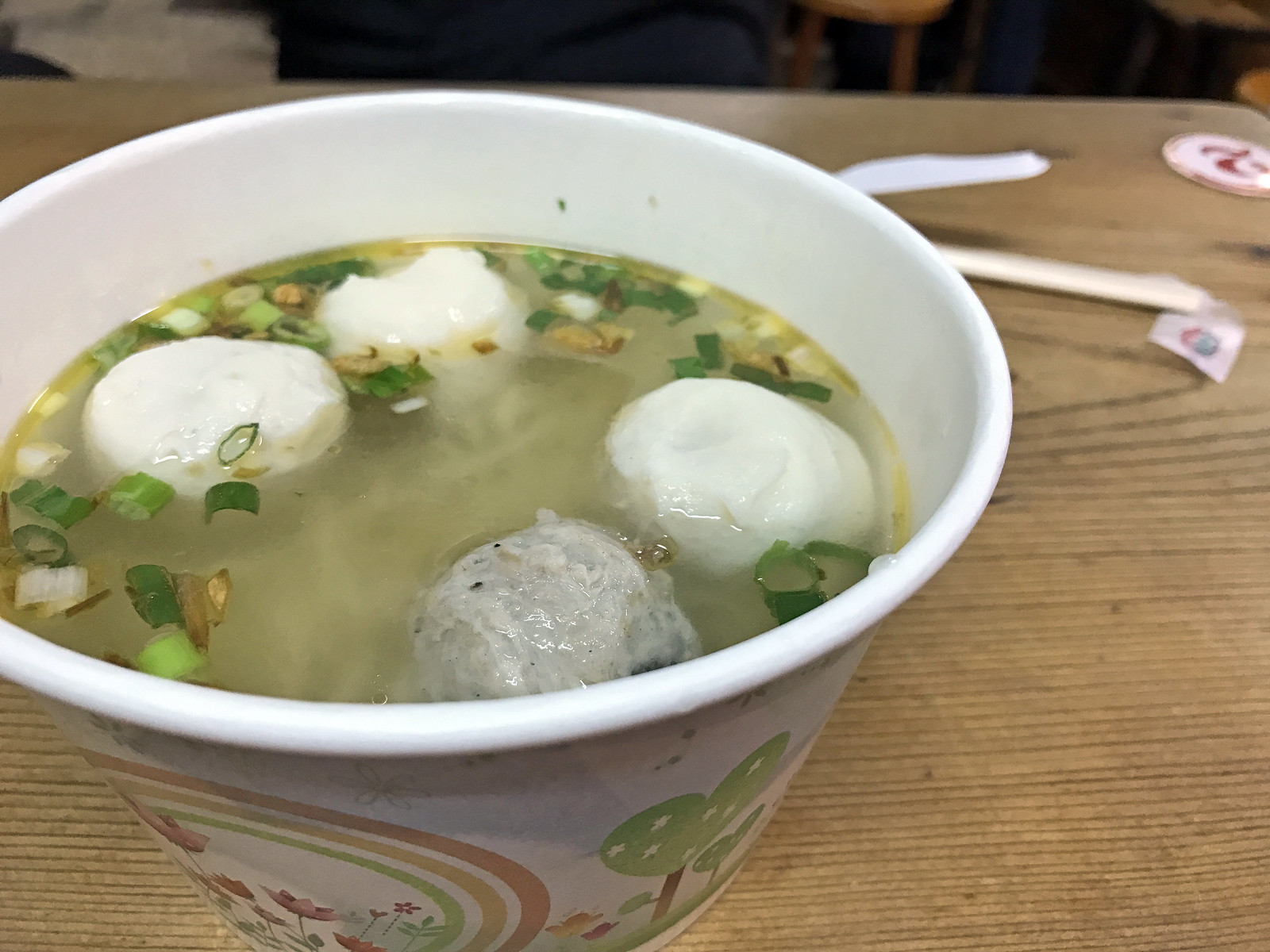 Jiufen Zheng's Traditional Fishball