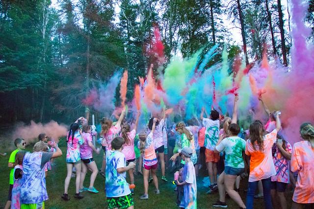 Fest der Farben!!!!