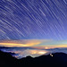 Star trails, Mountain Hehuan 合歡山星軌 by Vincent_Ting