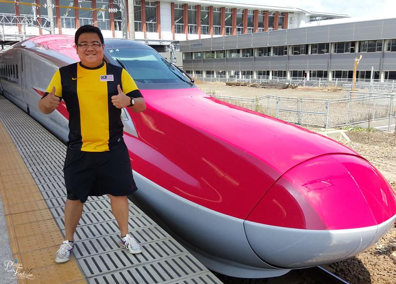 JR train malaysia