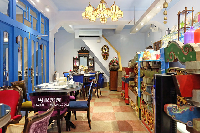 台南赤崁璽樓餐廳 1F座位區