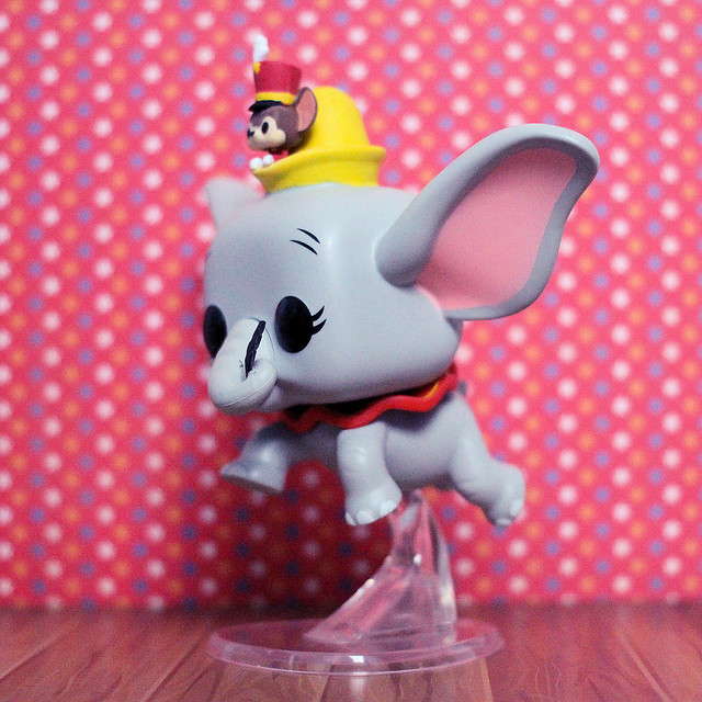 Funko Pop! Vinyl - Dumbo & Timothy Mouse