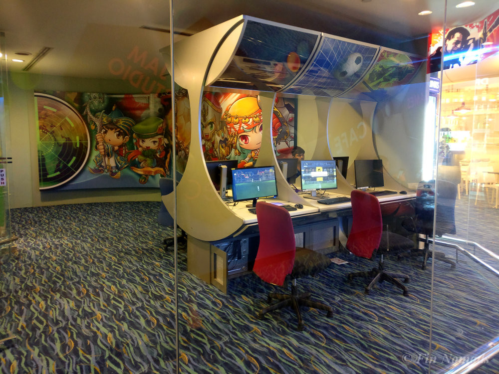singapore airport free games