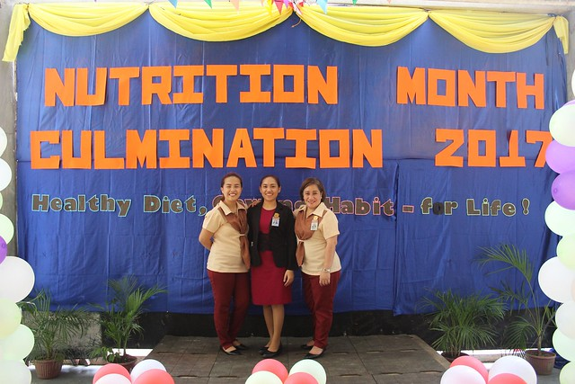 Nutrition Month Culminating Activity - July 2017