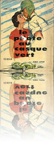 Le pilote au casque vert, by JonCLEARY