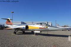 N812NA   NASA   Lockheed F-104 Starfighter   20170226   KPDM