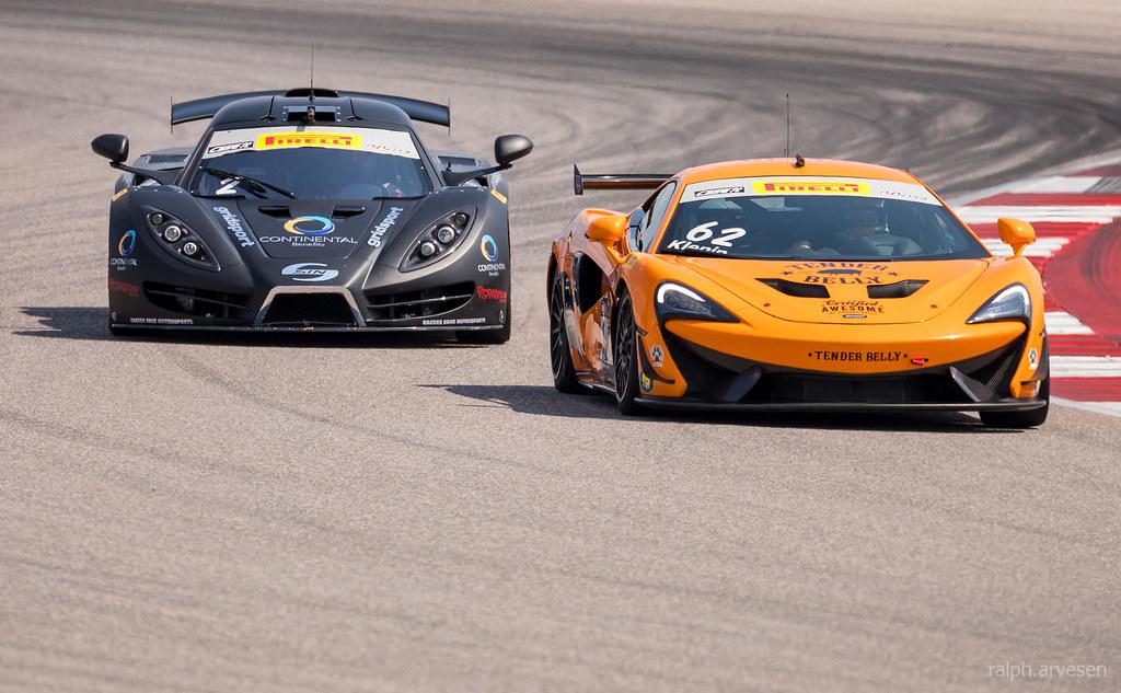 SprintX / Pirelli World Challenge