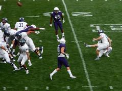 Nevada Kicker Spencer Pettit Puts Point on the Board