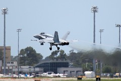 Marines F/A-18 Hornet, Mag-31, VMFA-115, Silver Eagles, #163761,