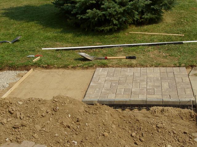 First Bricks