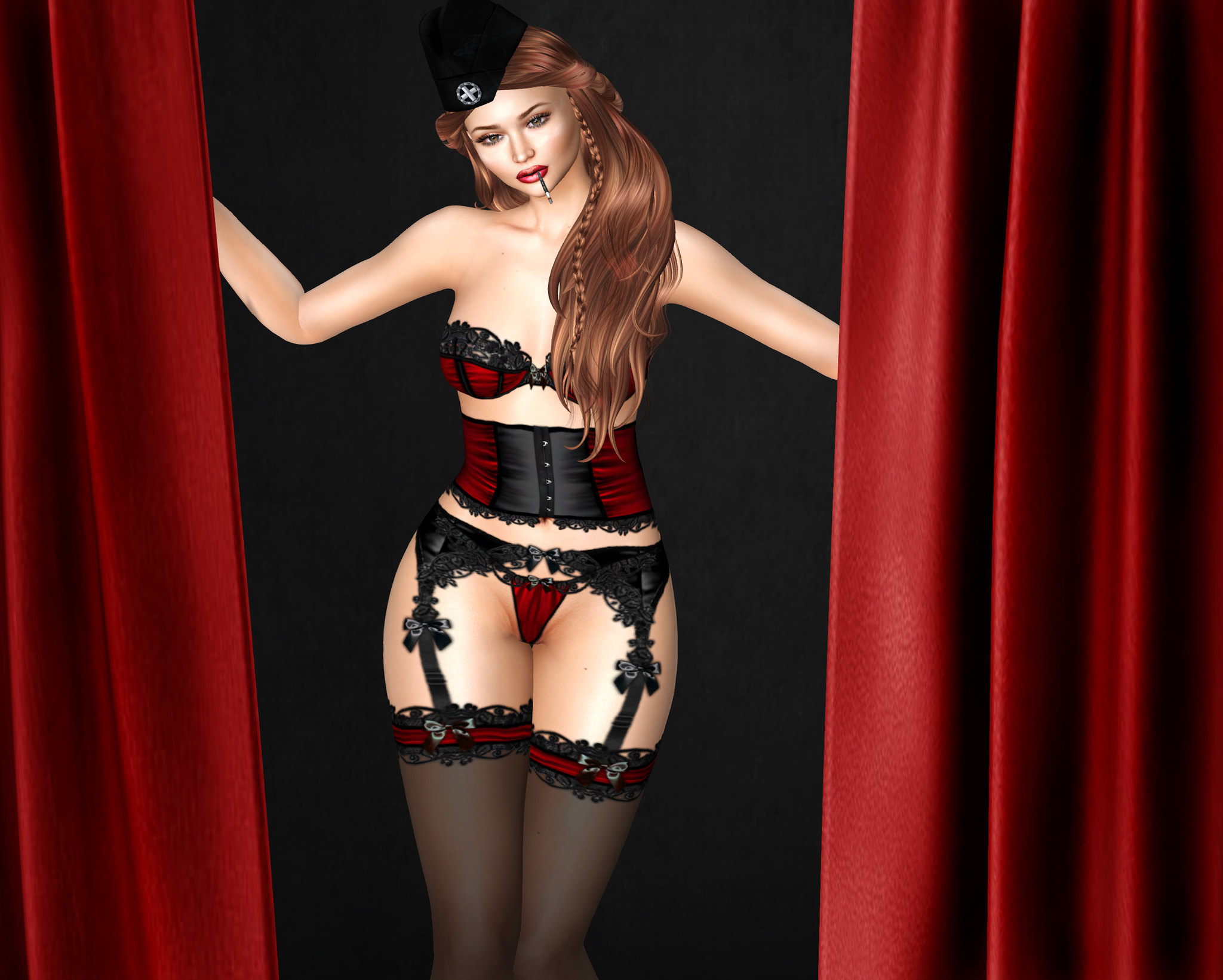 VIP group gift, Carries Lingerie