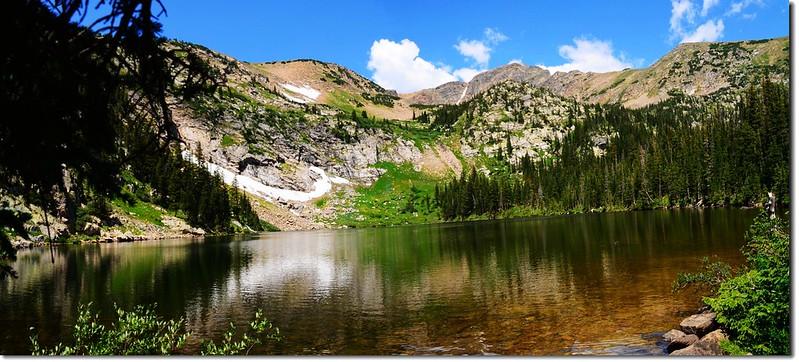 South Crater Lake 2