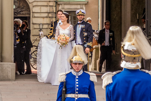 Sweden Royal Wedding: Prince Carl Philip and Sofia Hellqvist -Explored 12/08/2017-