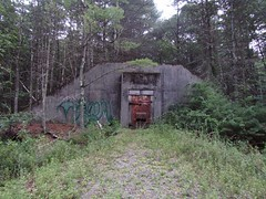 WWII Ammunition Bunker