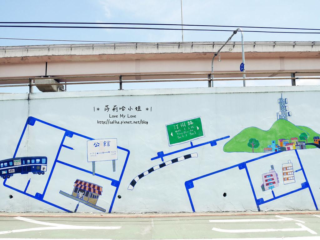 台北一日遊景點推薦公館寶藏巖 (3)