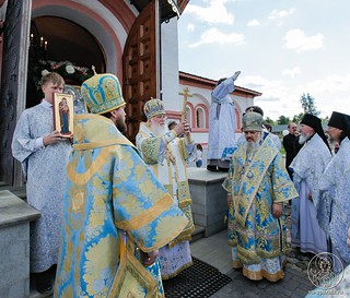 Божественная литургия 1070