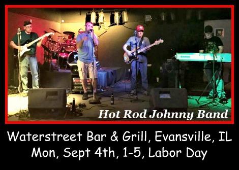 Hot Rod Johnny Band 9-4-17