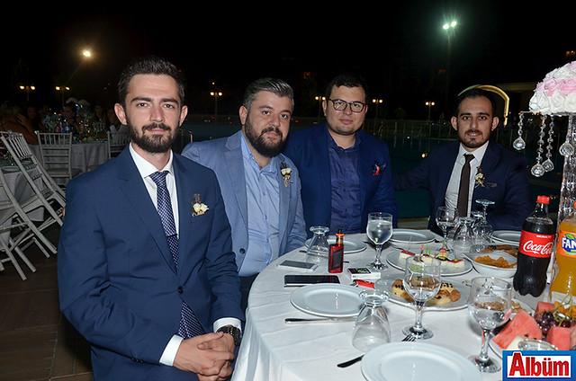 Tolga Acar, Burak Uysal, Selimhan Yeniacun, Ömer Faruk Uğurlu