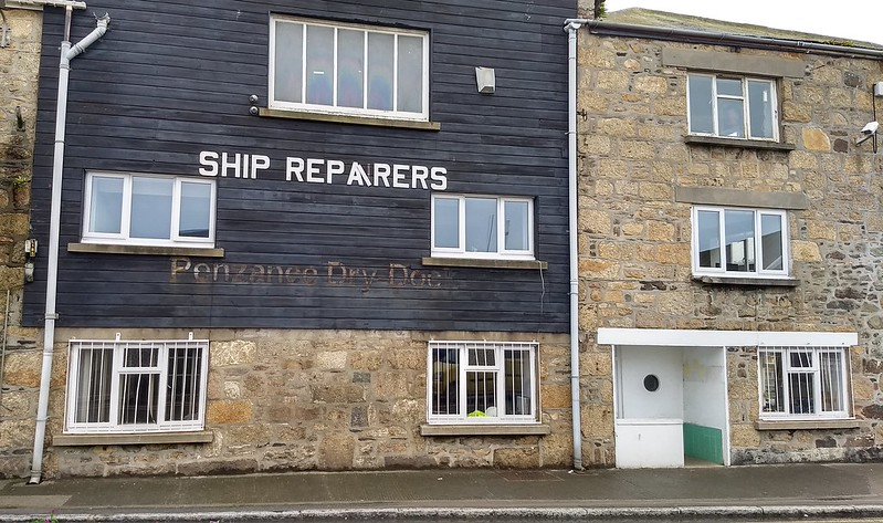Penzance Ship Repairers