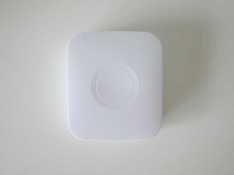 SmartThings V2 Hub (UK) - Top