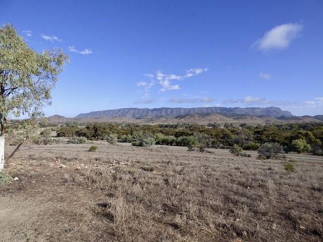 Elder Range, Flinders Ranges, Panasonic DMC-FZ70