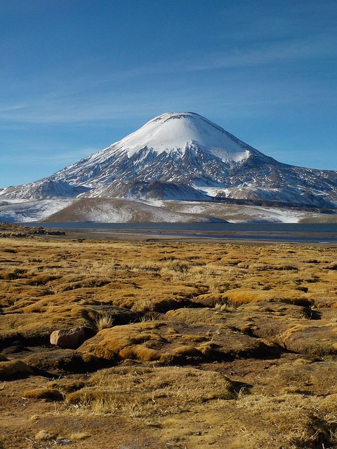 Volcan Parinacota, Nikon COOLPIX S33
