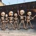San Miguel de Allende Street Art por Michael Guttman