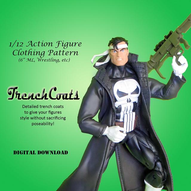 1/12 Trench Coat