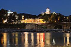 """Torino by night """" Murazzi"""""""