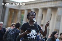 Kundgebung: Berlin Stands with Charlottesville - 16.08.2017 ? Berlin - IMG_3504