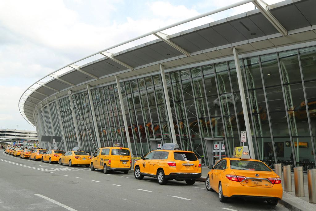 Taxis en Nueva York