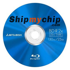 Buy Blank Blu Ray Disc Online: Blank Blu Ray Disc at Low Prices in India - Shipmychip