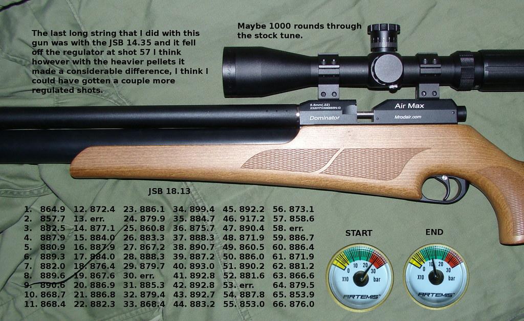 My new  25 SPA M16 (Air Max Dominator) thread    :-) - Airguns