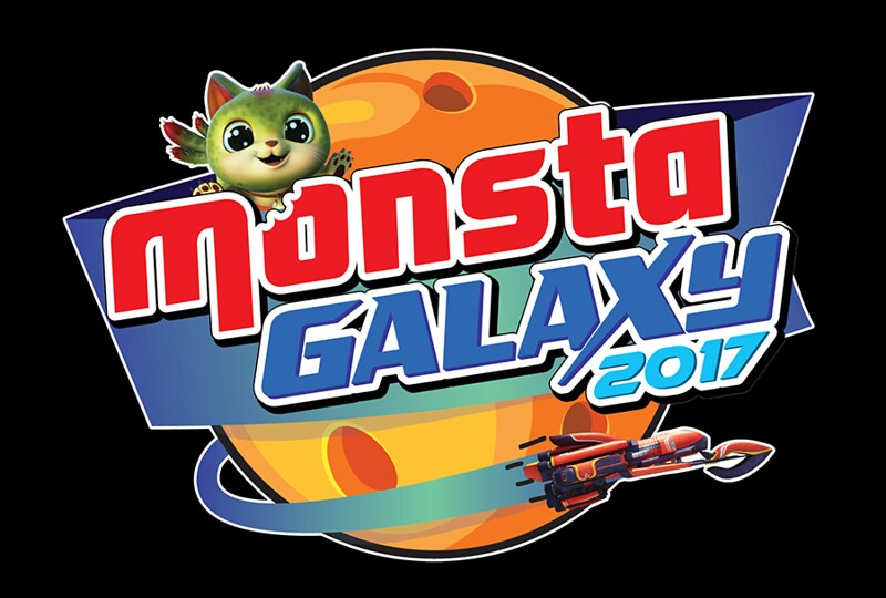 Mini Karnival Monsta Galaxy 2017 Di Alamanda, Putrajaya