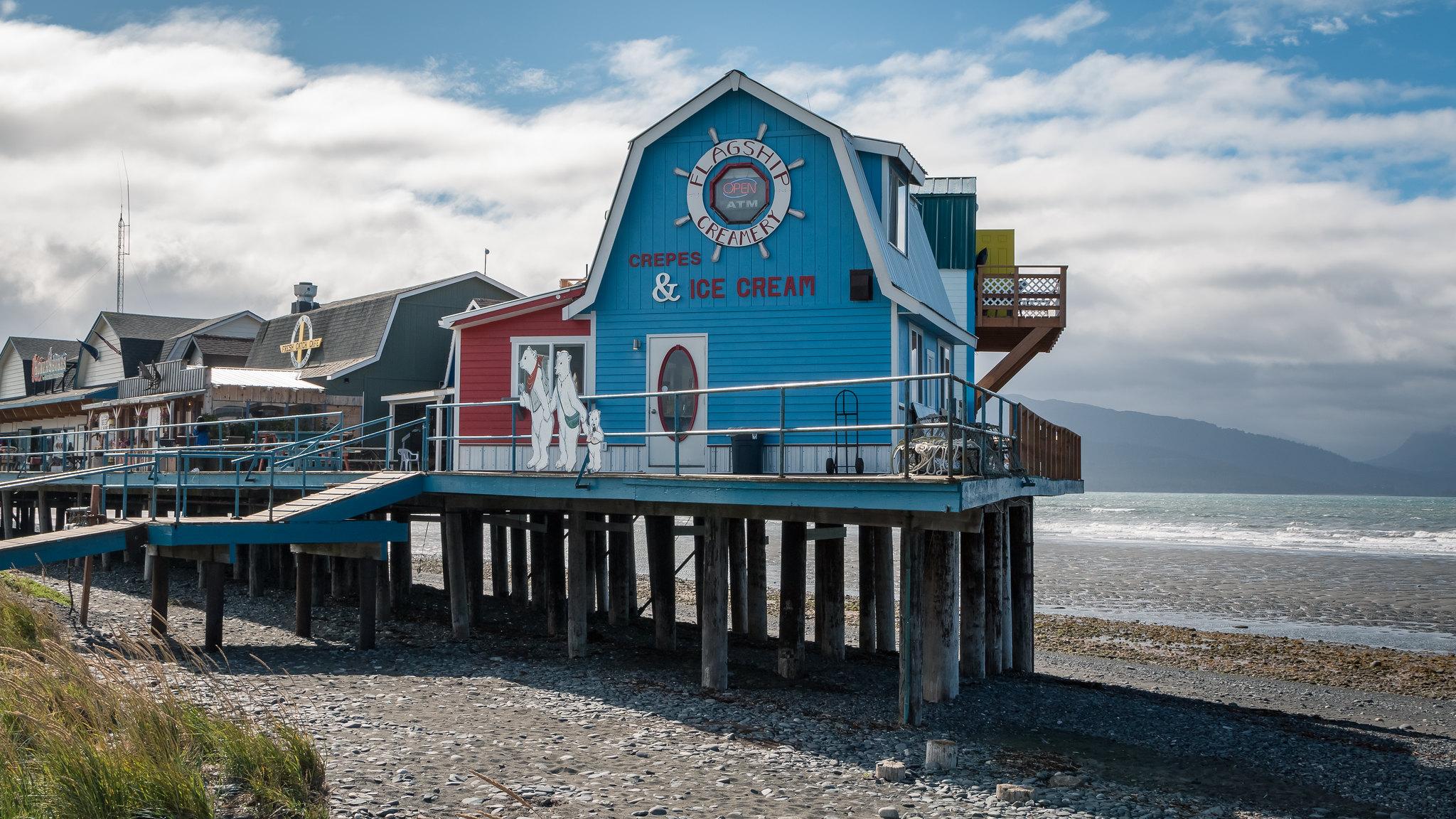 Péninsule de Kenai - Alaska - [USA]