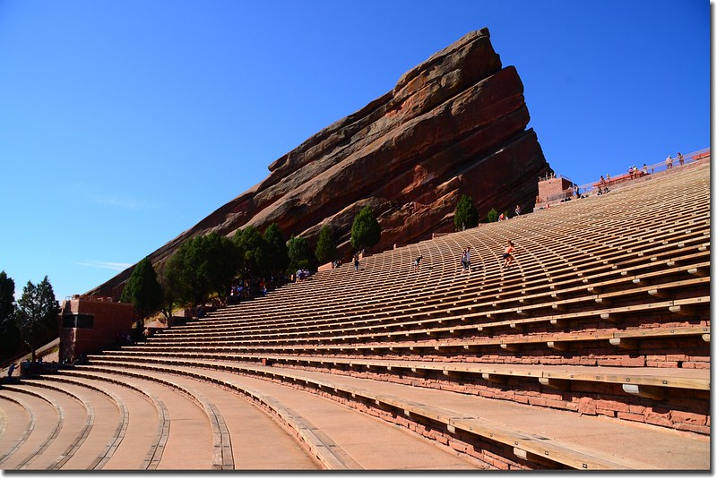 Amphitheater, Red Rocks Park (2)