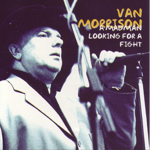Morrison-A Madman Looking For A Fight - Front