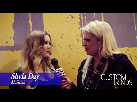 Shyla Day Award Winning Celebrity Singer/Songwriter