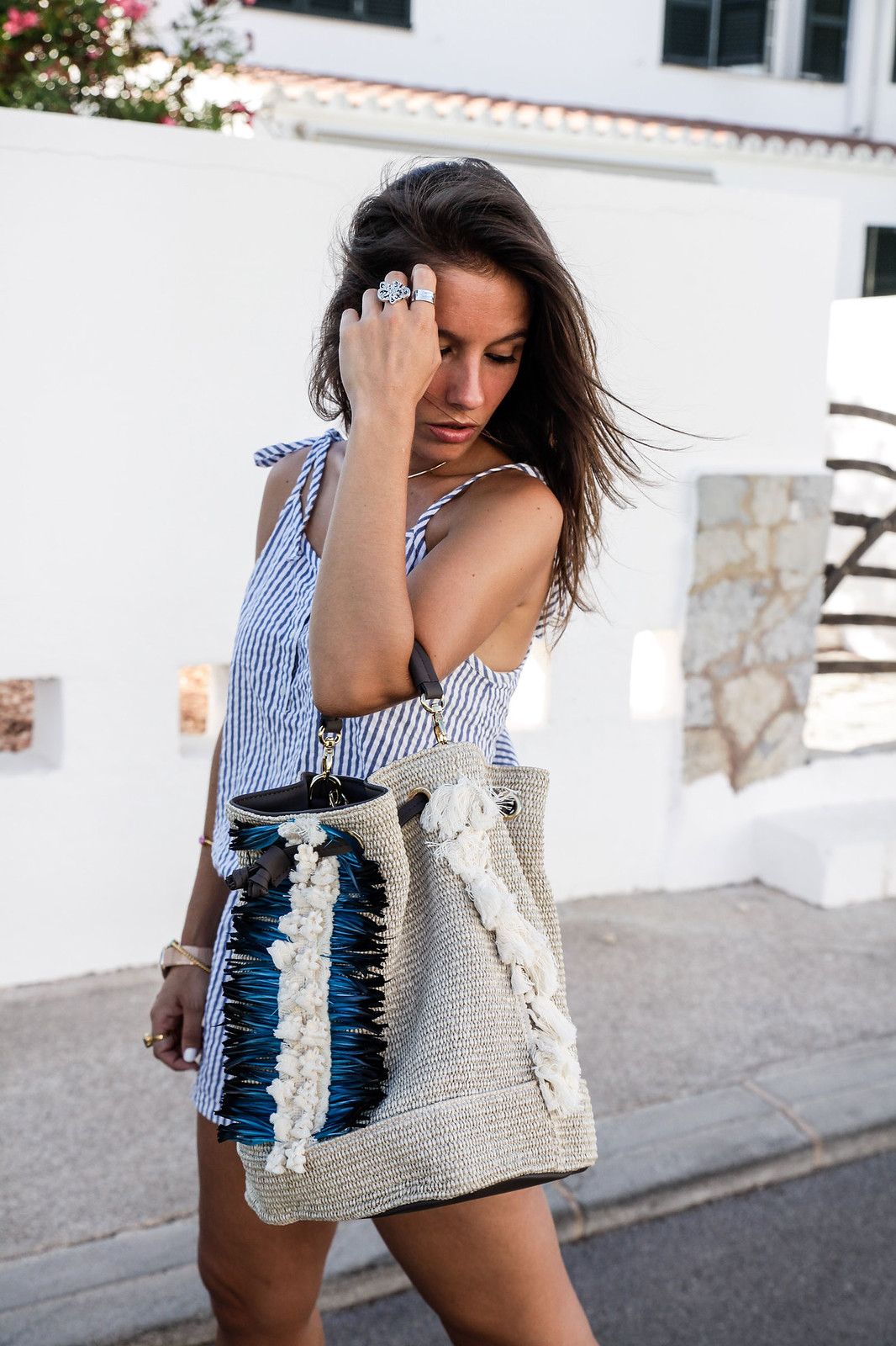 02_Mono_rayas_marineras_casual_outfit_theguestgirl_bolso_boho_via_email_pieces_style_the_guest_girl_influencer_menorca_minorca_barcelona_spain_fashion_blogger