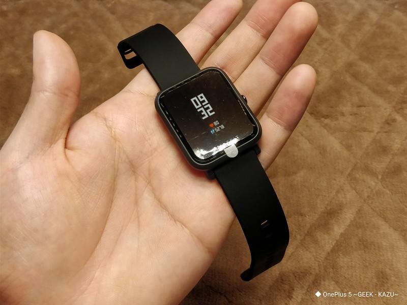 Xiaomi Huami AMAZFIT Bip012
