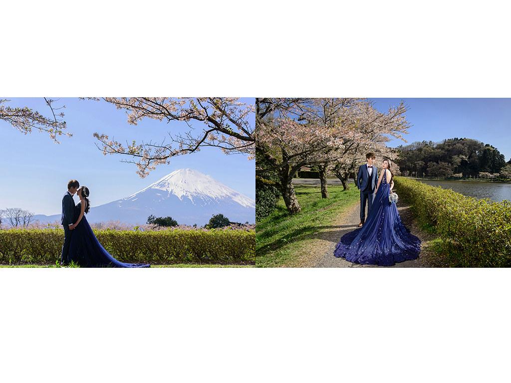 婚攝小勇,小寶團隊, Niniko, 自助婚紗, 海外婚紗,河口湖,富士山,日本,櫻花婚紗-07