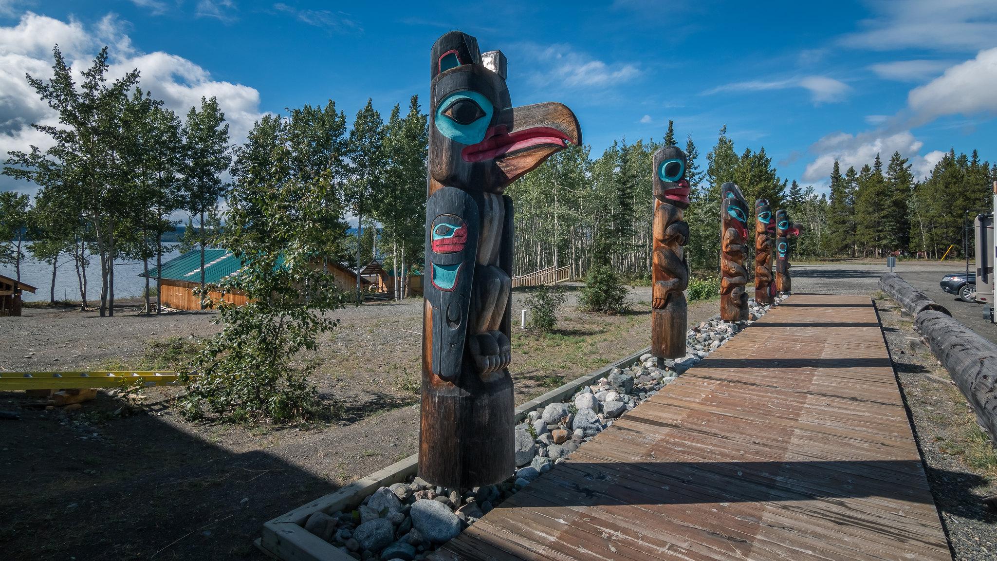 Teslin - Yukon - [Canada]