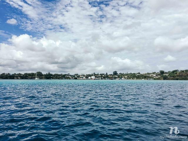 Du lịch bụi Vanuatu (2): Đảo Ifira