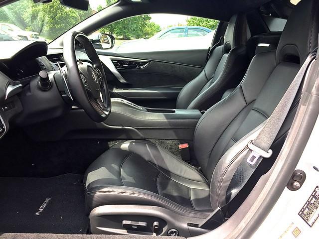 Acura NSX Hybrid 16