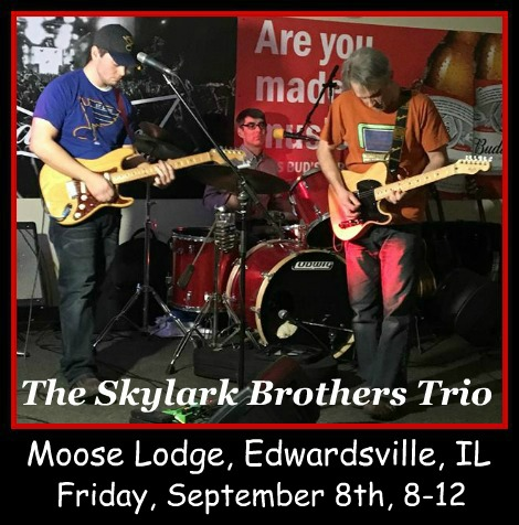 The Skylark Brothers Trio 9-8-17
